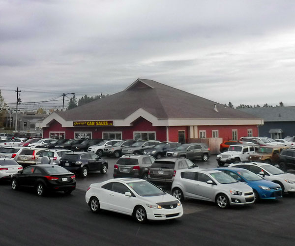 Jerry'S Auto Sale >> Jerry S Car Sales Limited Used Cars In Gander Nl Home